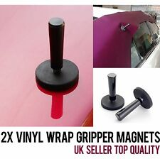 Vehicle Wrap Gripper Magnets Sign making Car Wrapping Self Adhesive Vinyl Magnet