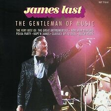 James Last Gentleman of music-The very best of (compilation, 1998) [CD]