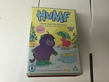 Humf Volume 2: Humf and the Big Boots [D DVD 5030305107147 EXCELLENT