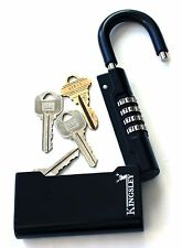NEW Kingsley Key Storage Lock - Real Estate Lock Box, Realtor Lockbox