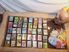 HUGE Nice Pokemon LOT w Lots of Holos and Rare Cards (we think)