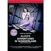 Joby Talbot: Alice's Adventures in Wonderland(dvd) [Video] (2014)new/sealed
