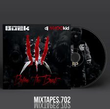 Young Buck - Before The Beast Mixtape (Full Artwork CD/Front/Back Cover) G-unit