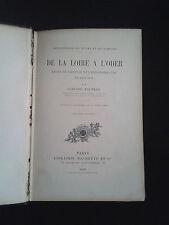 De la Loire à l'Oder, récits de captivité d'un prisonnier civil en 1870-1871