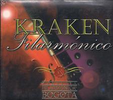 Colombian ROCK 90s 80s Edicion Limitada KRAKEN Filarmonico LENGUAJE DE MI PIEL