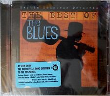 Martin Scorsese Presents: The Best of the Blues - Various (CD 2003) Brand New