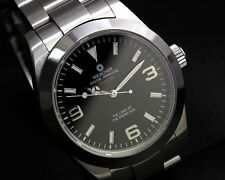 WANCHER Premier Collection OYSTER PERPETUAL RANGER Hand-winding Mechanical Watch