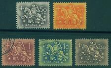 [JSC]Europe Portugal Army Stamps Collection