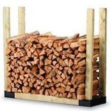 NEW HY-C SLRK HEAVY DUTY STEEL ADJUSTABLE FIRE WOOD LOG RACK BRACKET KIT 6387922