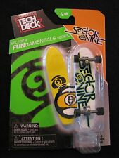 NEW! TECH DECK Sector Nine 4/6 FunDamentals Series Finger board Display Stand