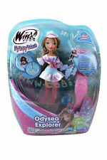 doll  Winx Club Explorer of the Odyssey  Winx 28 cm Doll WT-17914  Flora  toys
