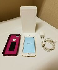 Apple iPhone 6 - 16GB - Gold (Verizon) Smartphone Excellent Condition