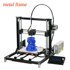 2017 Upgraded Quality High Precision Prusa i3 DIY 3d Printer 2 Rolls Filament
