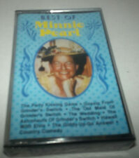 Minnie Pearl - Best of Minnie Pearl 1985 Cassette SEALED Country Comedy