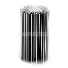 Silvery Aluminum Heatsink Heat Sink Cooling for 10W LED Light Bulb Lamp DIY