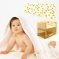 Infant Baby Waterproof Protector Mattress Sheet Bedding Diapering Changing Pads