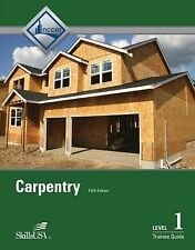 Carpentry Level 1 Trainee Guide By Nccer (COR) ISBN 978-0-13-340380-0