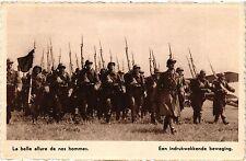 CPA Militaire, La Belle allure de nos hommes (279000)