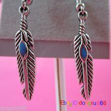 Fashion beautiful woman Tibetan Tibet silver earrings