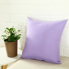 Pillow Case Cotton linen Cushion Cover Decorative Square Home Throw Sofa