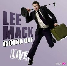 LEE MACK Going Out LIVE CD BBC's Lee Mack, Star Of Ones Not Going Out NEW SEALED