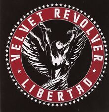 Velvet Revolver Libertad CD NEW SEALED 2007 ECD Slash/Scott Weiland/Duff McKagen
