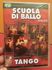 Scuola Di Ballo:Tango(UK DVD+CD)New+Sealed Luca Tommassini Dance Class Course