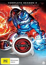 Chaotic : Season 2 (DVD, 2010, 3-Disc Set)