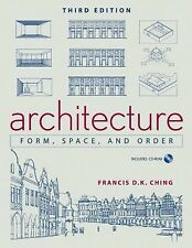 Architecture Form Space And Order by Francis D K Ching