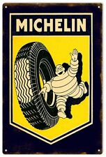 Reproduction Michelin Tire Man Service Station Sign