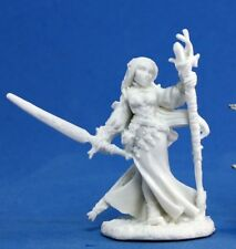 LYSETTE FEMALE ELF- Reaper Miniatures Dark Heaven Bones - 77076