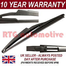 "FOR VAUXHALL OPEL ASTRA H MK5 2004-10 5 DOOR HATCHBACK 11"" REAR BACK WIPER BLADE"