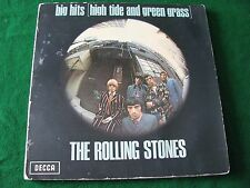 THE ROLLING STONES.. Big Hits (High Tide & Green Grass)  (with Booklet)