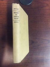 Here Is Your War By Ernie Pyle (Hardback, 1943)