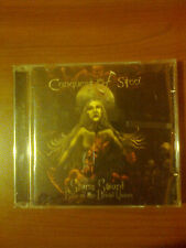CONQUEST OF STEEL - STORM SWORD . RISE OF THE DREAD QUEEN   - CD
