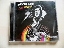 "CD ""ALVIN LEE"" LET IT ROCK - 1999 REPERTOIRE REC."