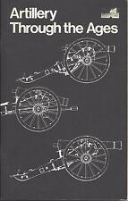 Artillery Through the Ages by Albert Manucy (Artillery used in America) (STL)