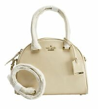 Kate Spade Cedar Street  Small Pearl Patent Leather Crossbody Bag Pebble