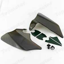 Reflective Saddle Shield Air Heat Deflector For 1997-2007 Harley FLHT FLTR Smoke
