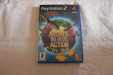 PLAYSTATION 2 ARCADE ACTION