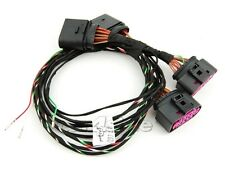 Audi A7 4G S7 Xenon auf Voll LED Scheinwerfer Adapter Kabelbaum harness cable