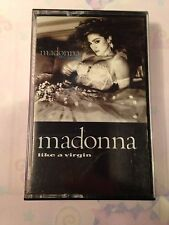 Madonna - Like a Virgin - Cassette~