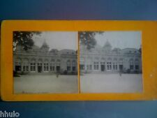 STC194 Contrexeville le casino stereoview photo STEREO ancien vintage