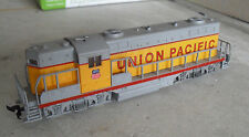 Vintage 1980s HO Scale AHM Union Pacific Diesel Locomotive