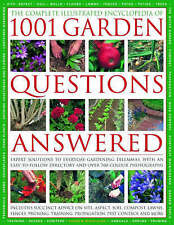 The Complete Illustrated Encyclopedia of 1001 Garden Qu - Hardcover NEW Andrew M