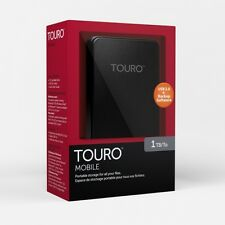 "Brand New Hitachi Touro Mobile 2.5"" External Portable Hard Drive 1TB HDD USB 3.0"