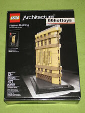 LEGO Architecture 21023 Flatiron Building 2015 New