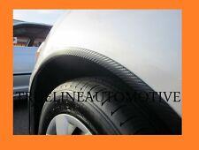 Carbon Fiber Wheel Well Fender Molding Trim For Chevrolet Models