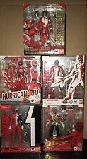 Set of 5 MMPR Mighty Morphin Power Rangers Super Sentai  SH Figuarts New in USA