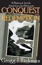 Conquest and Redemption (Large Print) : A History of Jewish Assets from the...